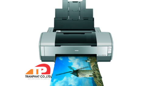 Máy in Epson 1390 phun màu Stylus Photo