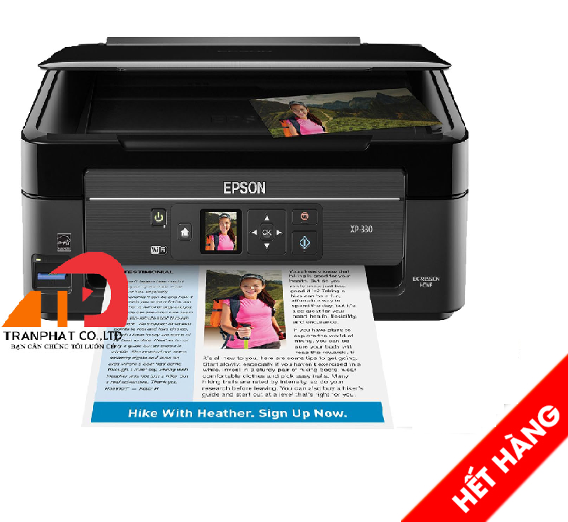 Máy in ảnh Epson Expression Home XP-330